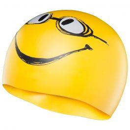 TYR Σκουφάκι κολύμβησης Have A Nice Day Silicone Adult Swim Cap